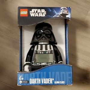 Star wars darth vader alarm clock Lego